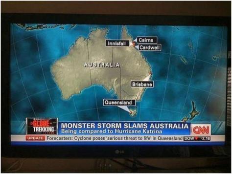 Tasmeensland?