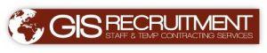 GIS Recruitment GR Logo-colour on White