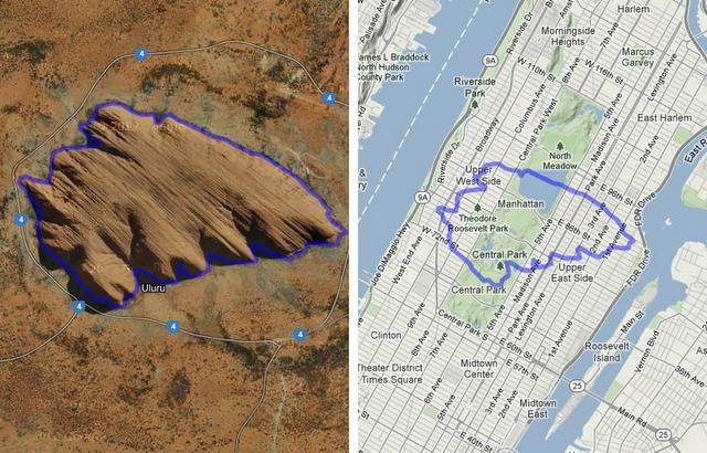 Cool Australian Boundary Comparison | GeoRabble on